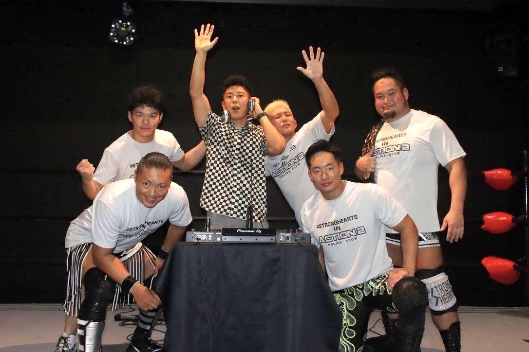 ACTION2大会記念Tシャツ