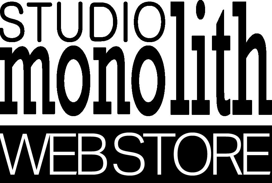 STUDIOmonolith WEB STORE