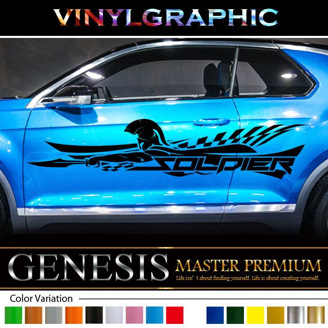 9f1f507764 Soldier car Sticker 154 car vinylgraphic Custom...