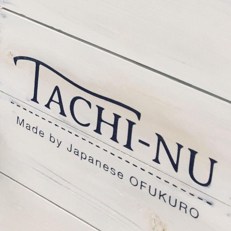 TACHI-NU トートバッグ
