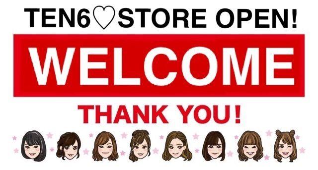 TEN6♡STORE
