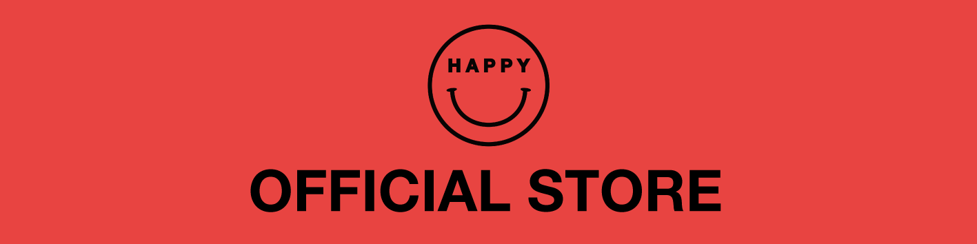 HAPPY OFFICIAL WEB STORE
