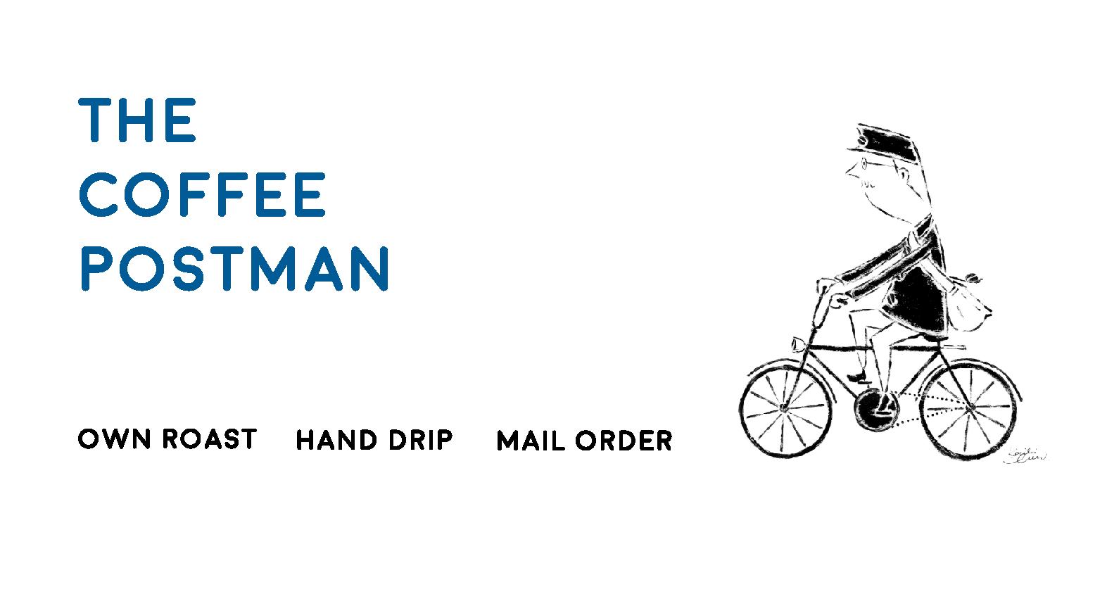 THE COFFEE POSTMAN