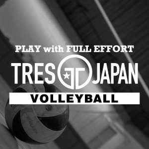 TRES JAPAN VOLLEYBALL