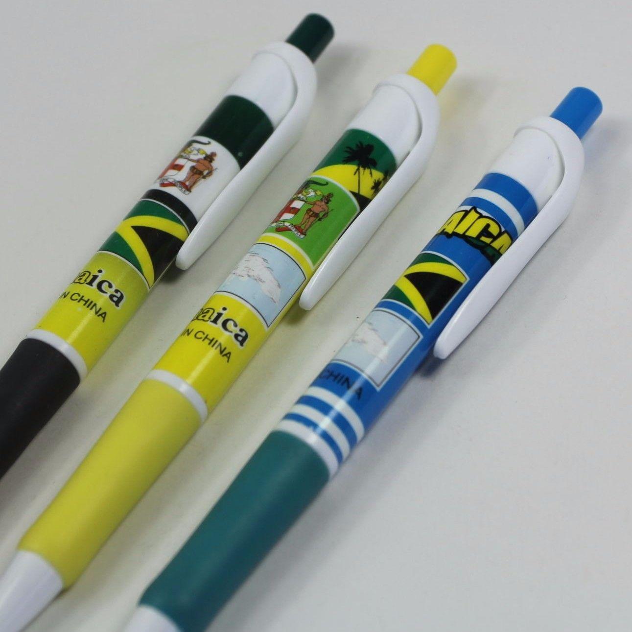レゲエとジャマイカグッズ!TURTLE MAN's CLUB MARKET            ジャマイカ直輸入 ボールペン