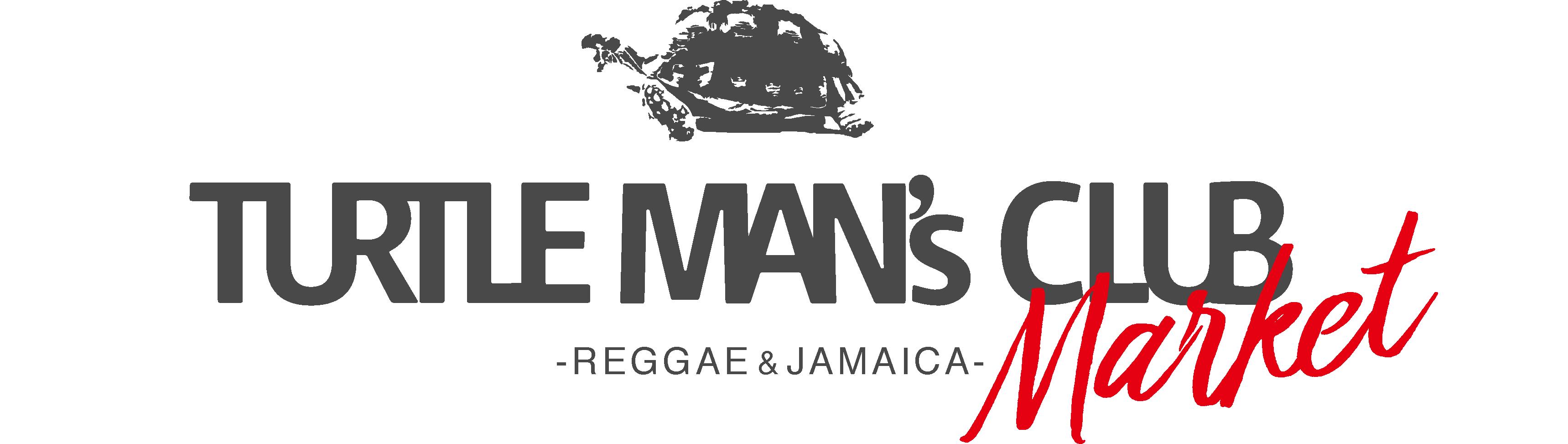 レゲエとジャマイカグッズ!TURTLE MAN's CLUB MARKET