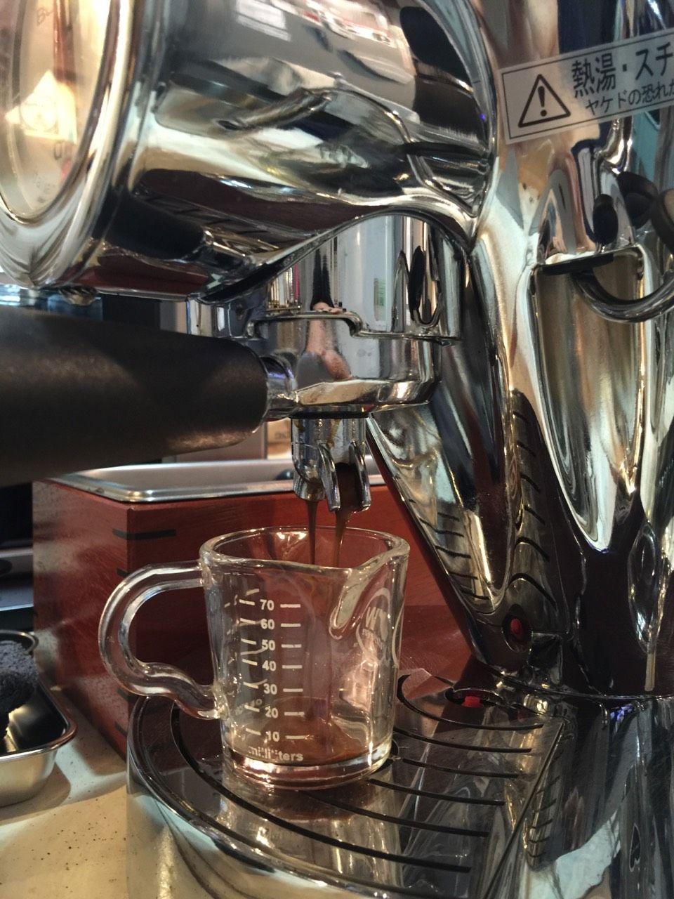 Bugatti Home Use Espresso Machine(red)ブガッティ 家庭用