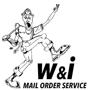 w&i MAIL ORDER SERVICE