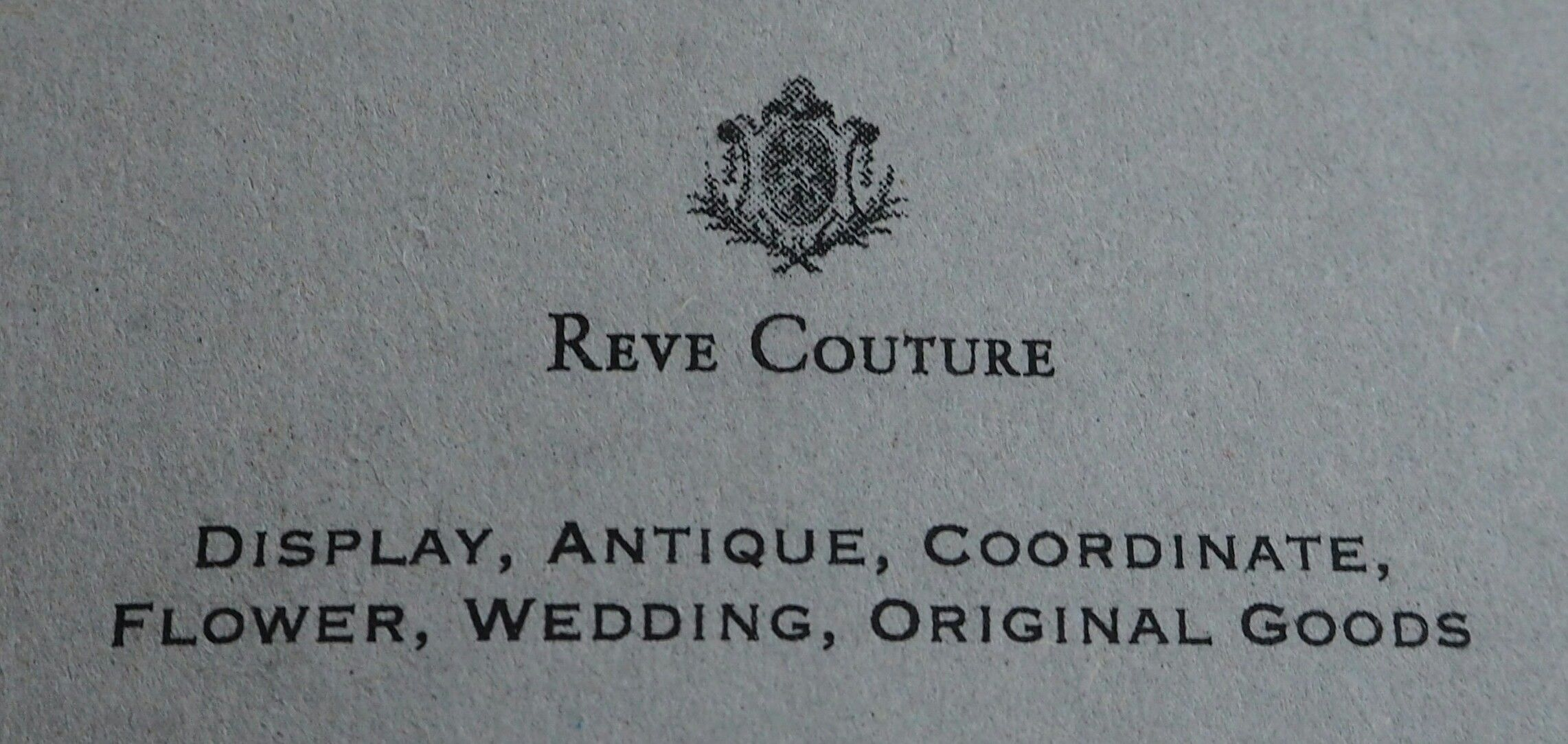 Reve Couture