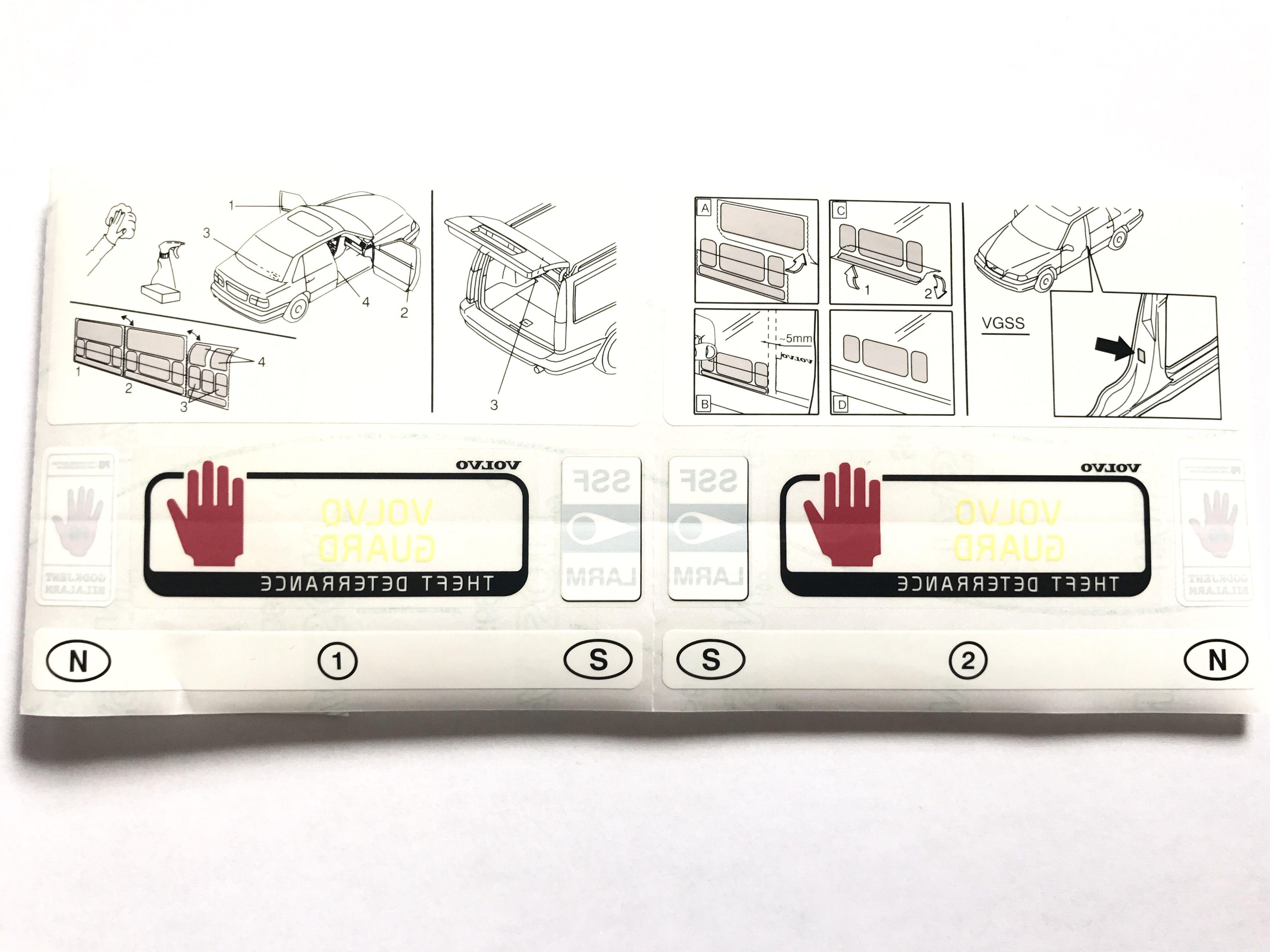 volvo guard welt autoteile online shop. Black Bedroom Furniture Sets. Home Design Ideas