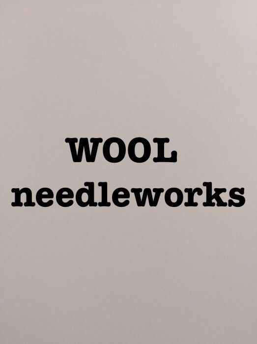 WOOL needleworks