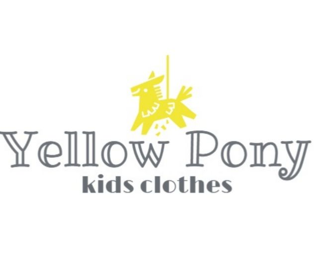 Yellow Pony kids clothes